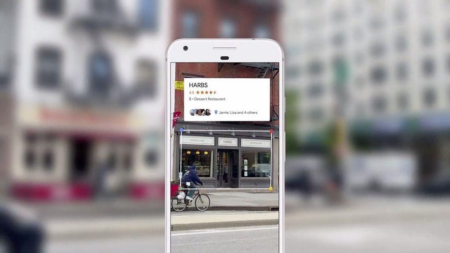 Wyszukiwarka Google Lens dostępna jako aplikacja. Warto zabrać ją na zakupy