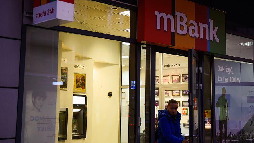 mBank ostrzega przed cyberprzestępcami (fot. Getty Images)