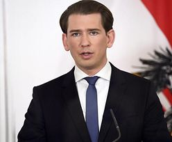 """""""Uchodźcy? Nie za mojej kadencji"""". Ostre słowa kanclerza Austrii"""