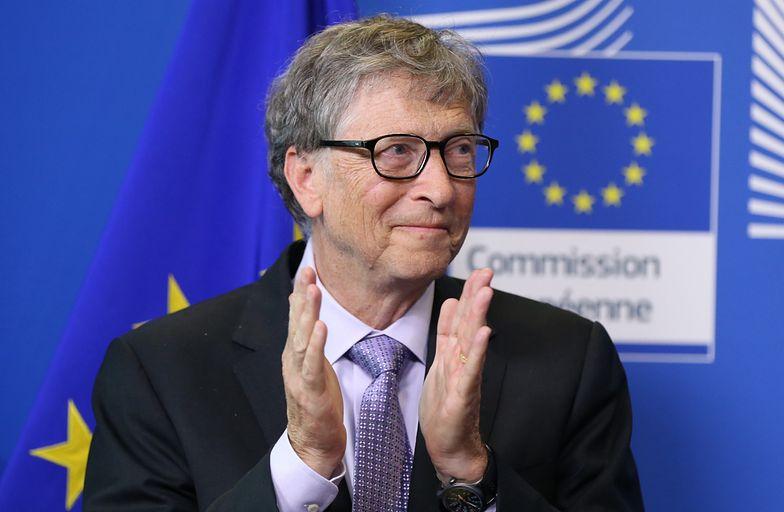 """Bill Gates nie zostawi dzieciom zbyt wiele. """"Tylko"""" 10 mln dolarów"""