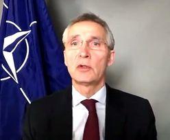 """""""Nadchodzący rok będzie krytyczny"""". Szef NATO wzywa do działania"""