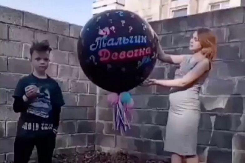 Ciężarna 13-latka z Rosji ujawniła płeć dziecka. Towarzyszył jej 10-letni przyszły ojciec