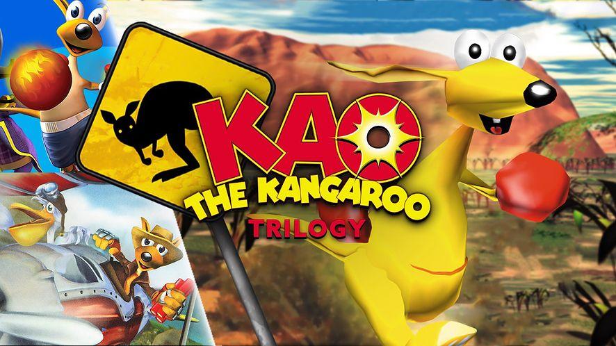 Kangurek Kao