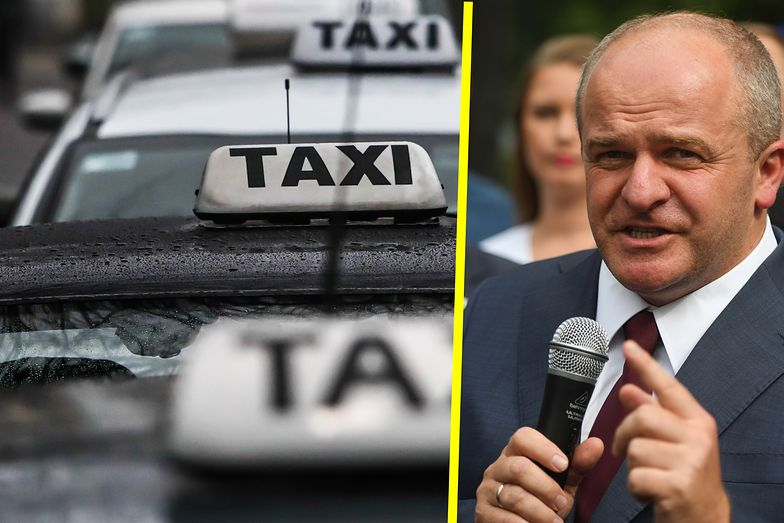 800 tys. zł na taksówki. Posłowie sobie nie żałują