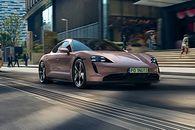 Elektryczne Porsche Taycan dostępne w programie subskrypcyjnym - fot. porsche.pl