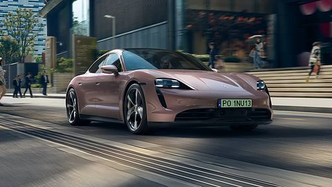 Elektryczne Porsche Taycan dostępne w programie subskrypcyjnym