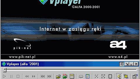 VPlayer — dinozaur wśród polskich playerów