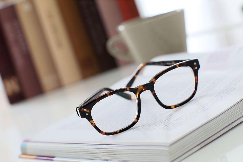 Powstanie okularów