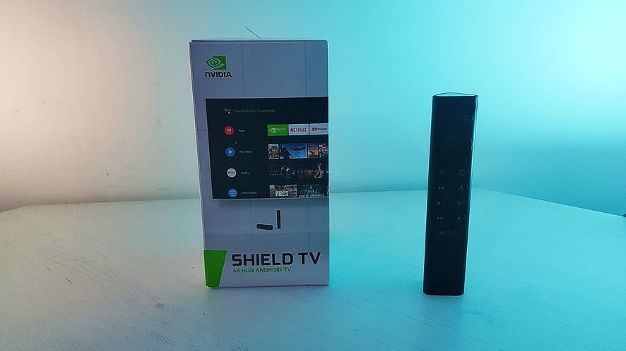 Nvidia Shield TV 2019, fot. Jakub Krawczyński