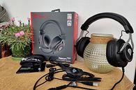 Genesis Neon 750 RGB - wygodne słuchawki wokółuszne dla graczy - Skromny zestaw za 230 zł