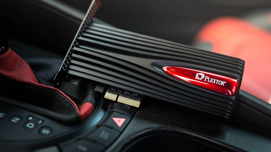 Dyski SSD PCIe są nawet 10-krotnie szybsze niż SATA