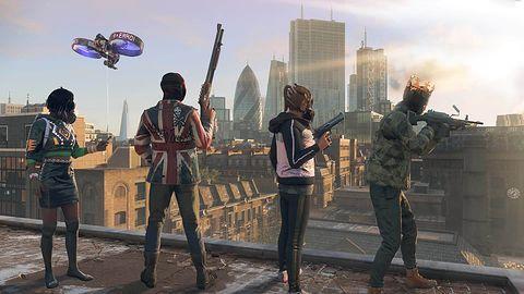 Apokalipsa zombie w Watch Dogs Legion