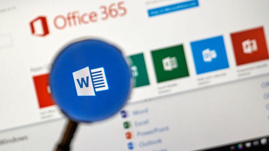 Aplikacje Microsoft Office z depositphotos