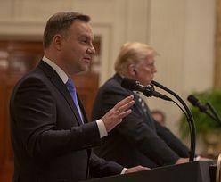 Andrzej Duda ma odwiezić Biały Dom. O czym będzie rozmawiał z Donaldem Trumpem?