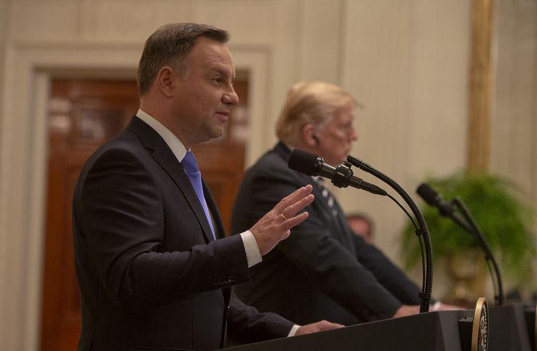 Andrzej Duda odwiedzi Donalda Trumpa?
