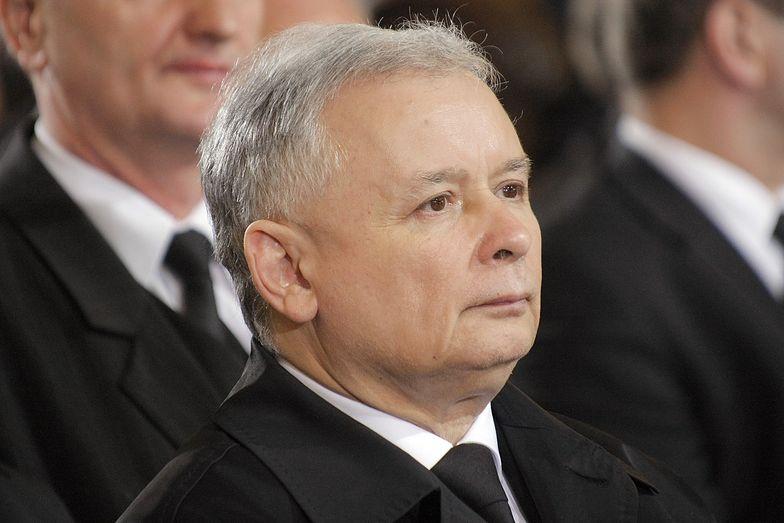 """Kaczyński w opałach! """"Wszyscy to wiedzą"""""""