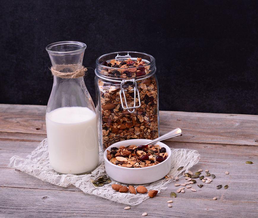 Płatki – dobra i zdrowa opcja na śniadanie?