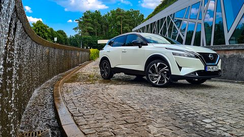 Nowy Nissan Qashqai: Mnóstwo technologii w popularnym SUV-ie segmentu C