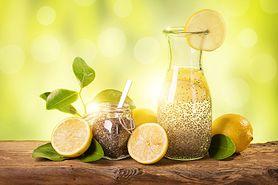 Chia fresca - naturalny izotonik