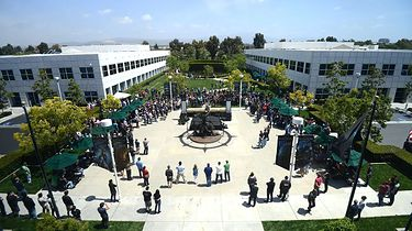 Activision Blizzard. Pracownicy mówią: dość i organizują strajk - Siedziba firmy Blizzard