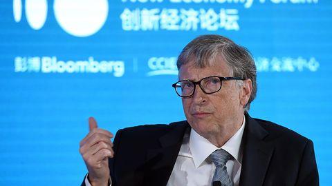 Bill Gates ofiarą teorii spiskowych. Wszystko przez jedną przemowę