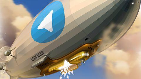 Nowy Telegram dostępny z funkcją zapisywania wiadomości