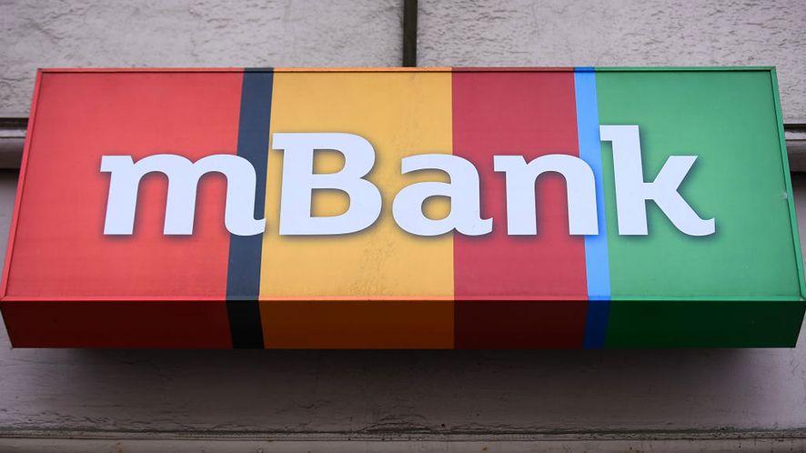 mBank zapowiada prace techniczne w nadchodzący weekend, fot. Getty Images