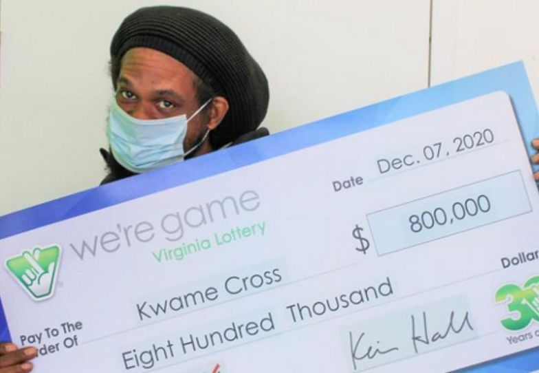 Te cyfry nie chciały wyjść mu z głowy. Wygrał 800 tys. dolarów