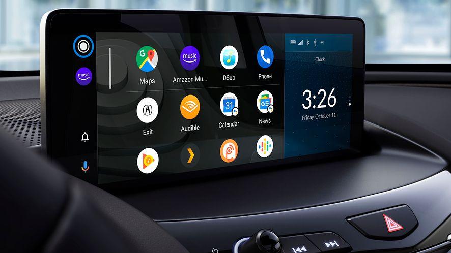 Android Auto 5.0 jest już dostępny do pobrania, fot. materiały prasowe Honda/Acura