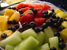 Owoce dla niemowląt