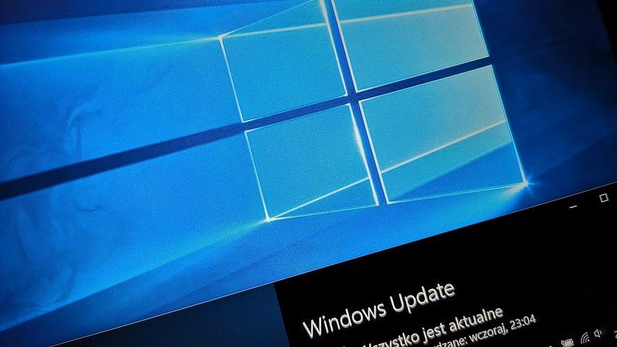 Kwietniowa aktualizacja przekroczyła już 80% na komputerach z Windows 10
