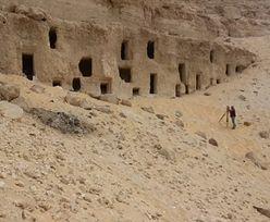 Odkryli ogromny cmentarz. Eksperci z Egiptu zastanawiają się nad jednym