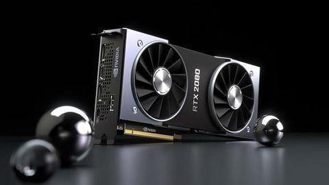 Karty graficzne NVIDIA GeForce RTX będą koegzystować z dotychczasową serią 10