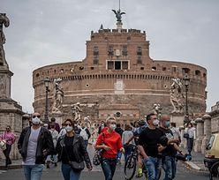 Surowe obostrzenia we Włoszech. Dramatyczny wzrost zakażeń