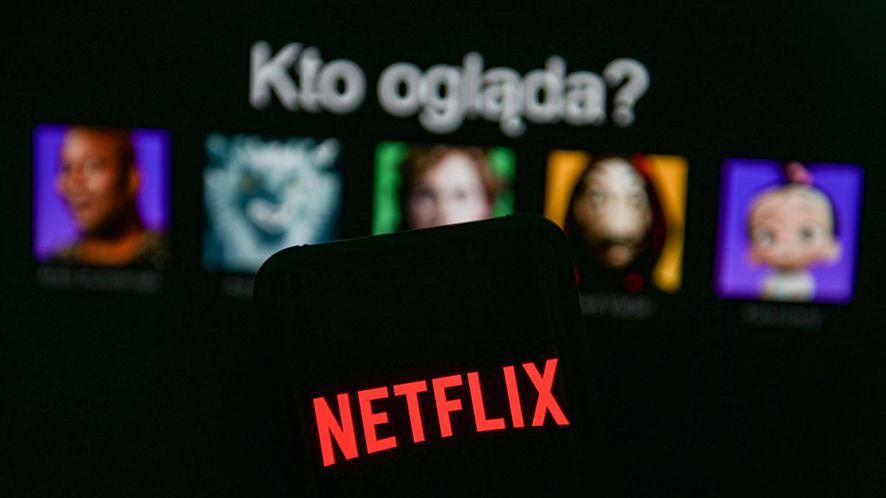 Podatek audiowizualny obejmie m.in. Netflixa. (Getty Images)