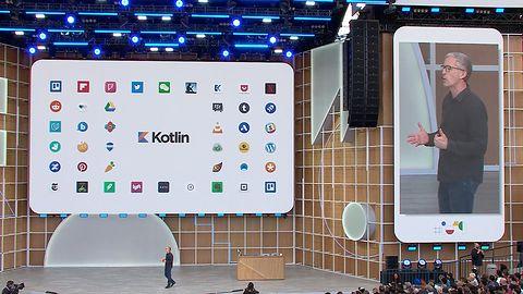 Nowe Android Studio i Kotlin na pierwszym planie