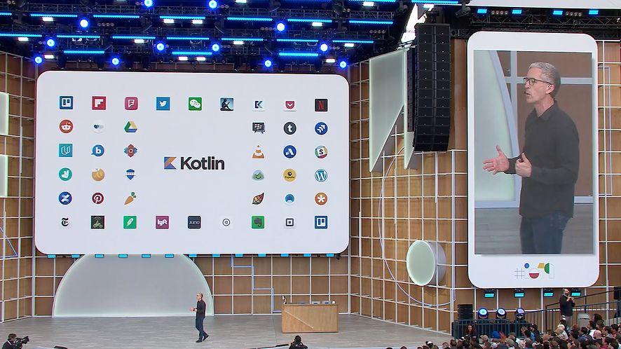 Google I/O 2019: Kotlin jest najważniejszy, Android Studio lepsze