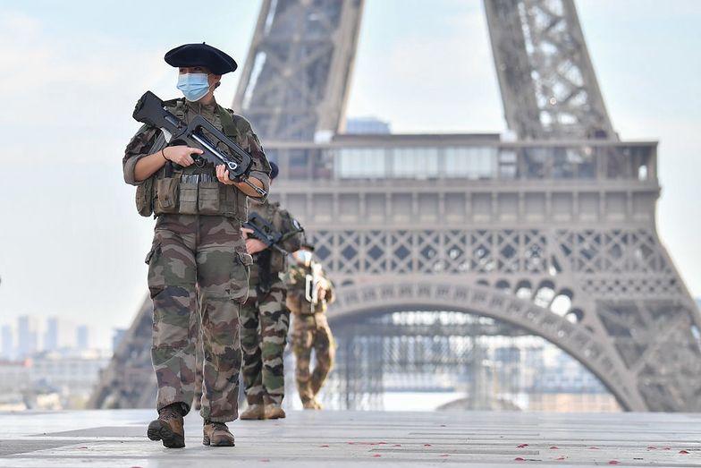 """Francja. Żołnierze ostrzegają przed wojną. """"Dajecie ustępstwa islamizmowi"""""""