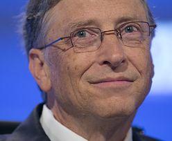 Bill Gates zrobił coś, co rozwścieczyło żonę. Nie mogła mu tego darować