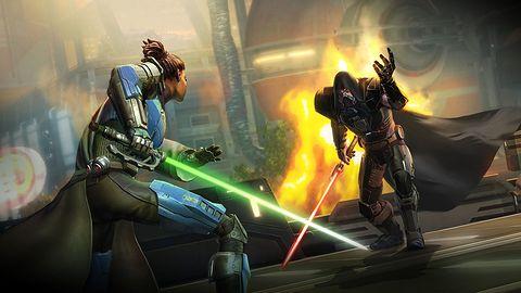Star Wars: The Old Republic wcale nie umiera