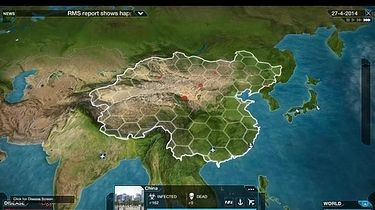 Plague Inc. usunięte z App Store'a w Chinach