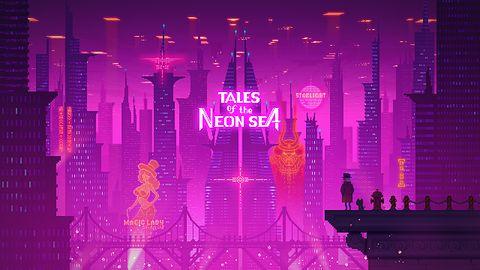 Gamescom 2018: Tales of the Neon Sea - bo nie tylko cyberpunk od CD Projektu się liczy