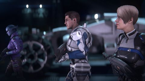 Mass Effect: Andromeda bez oczywistych decyzji