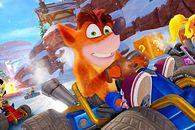 Crash Team Racing: Nitro-Fueled z trzecim największym otwarciem roku w Europie