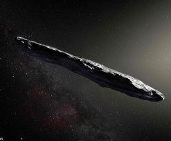 Oumuamua była statkiem zwiadowczym wymarłej cywilizacji. Tak twierdzą naukowcy z Harvardu