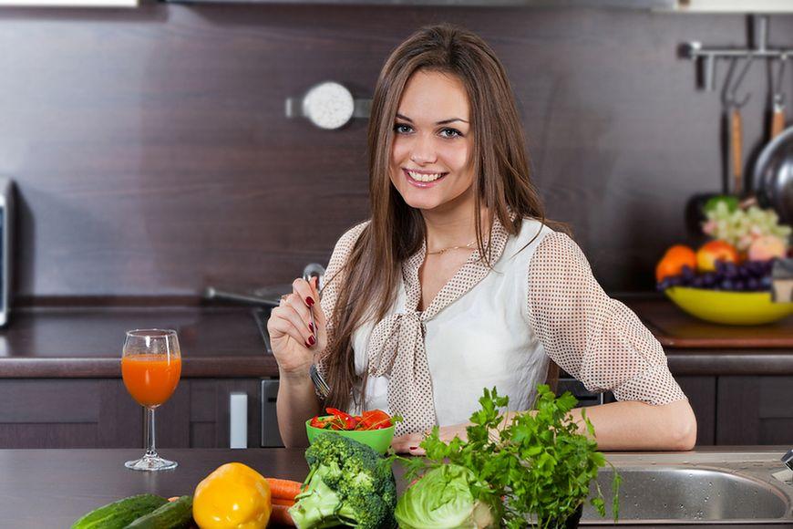 Warzywa są zdrowe