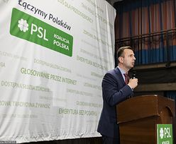 """Wybory 2019. Władysław Kosiniak-Kamysz o """"eliminacji PSL"""": chcieli nas splugawić i zawłaszczyć naszą tradycję"""