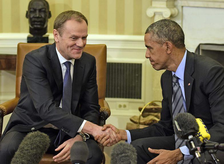 Tusk prezydentem USA. Wielka wpadka TVP