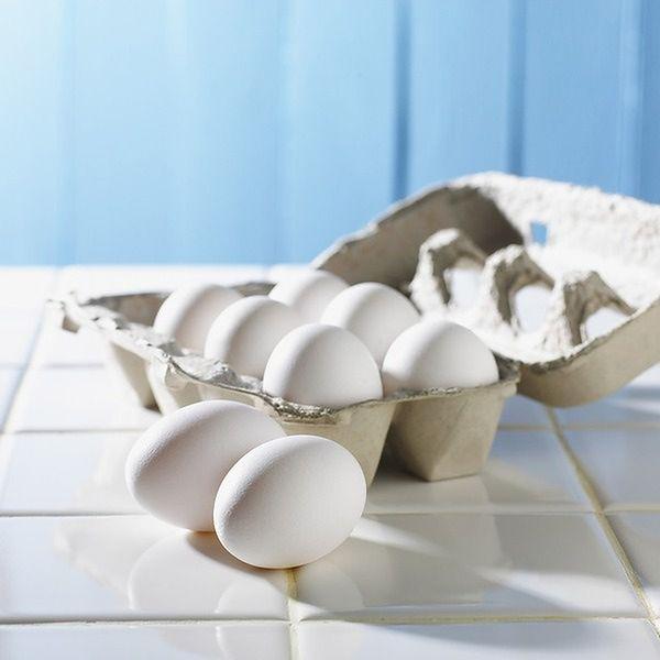 Maseczka z jaja do każdego typu włosów