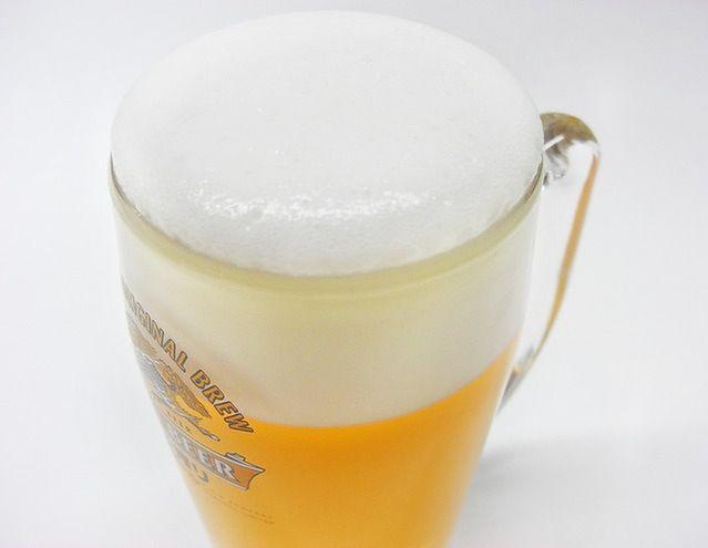 Płukanka piwna przywracająca włosom blask